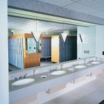 Concord Health Club Lavatory Sink Upgrades