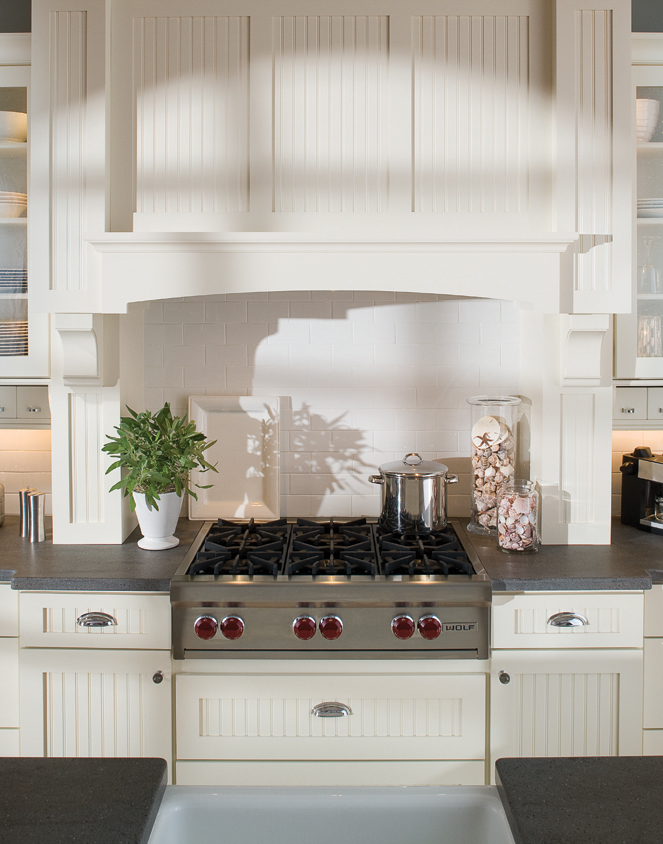 Kitchen Hood Fan Cabinets
