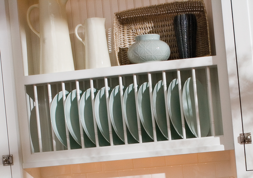 Nice A Decorative Plate Rack Cabinet In The Kitchen Can Be A Wonder Way To  Display Your