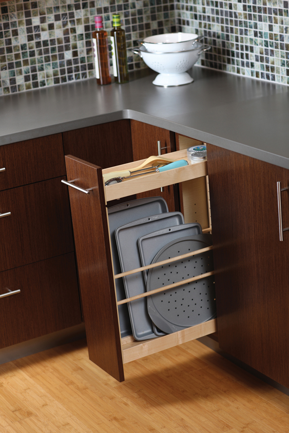 Cardinal Kitchens Baths Storage Solutions 101 Pull Out Storage