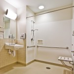 St. Anthony Hospital Patient Room ADA ugrades
