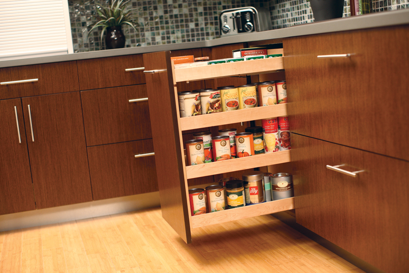 Cardinal Kitchens & Baths | Storage Solutions 101: Pantry Storage