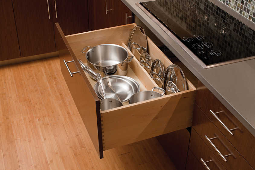 Storage Solutions 101 Pots and Pans : kitchen storage drawers  - Aquiesqueretaro.Com