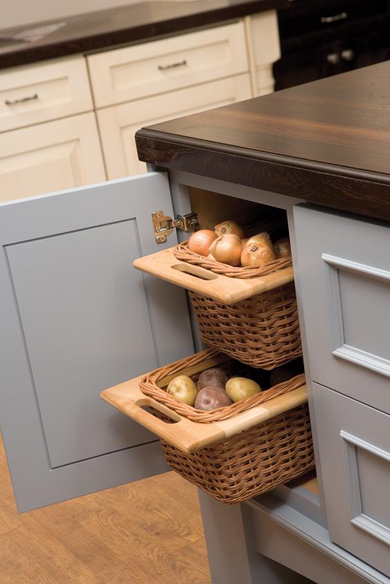 Cardinal Kitchens Amp Baths Storage Solutions 101 Pantry