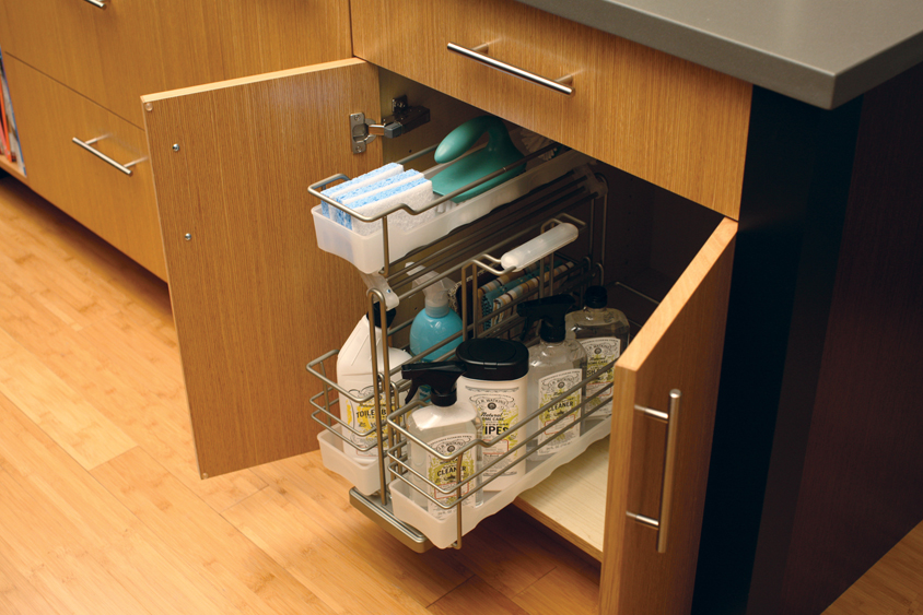 Cardinal Kitchens Amp Baths Storage Solutions 101 Sink