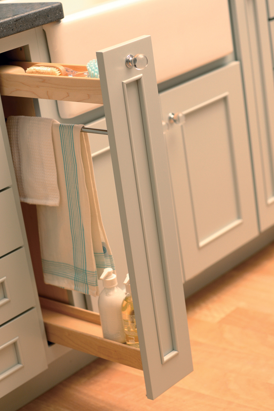 Cardinal Kitchens Baths Storage Solutions 101 Sink Storage